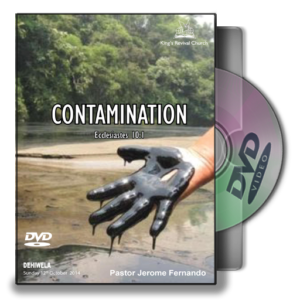 Contamination - Pastor Jerome (DVD)