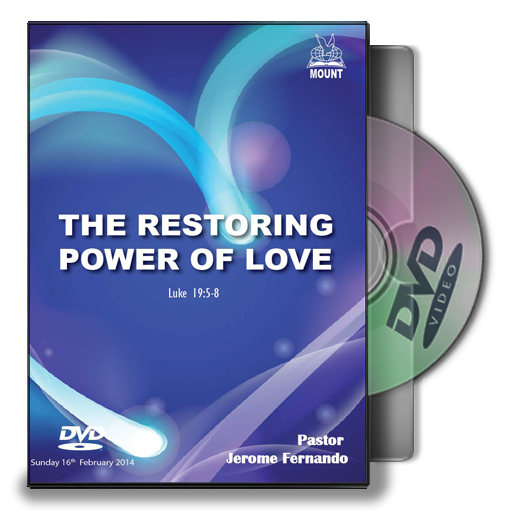 The Restoring Power Of Love (DVD)