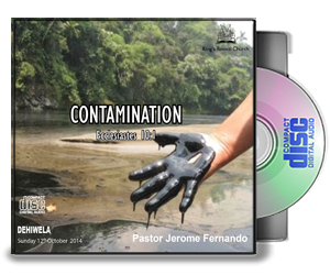 Contamination - Pastor Jerome