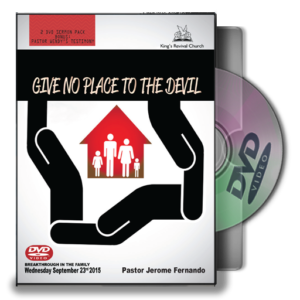 Give No Place To The Devil (2DVD's)
