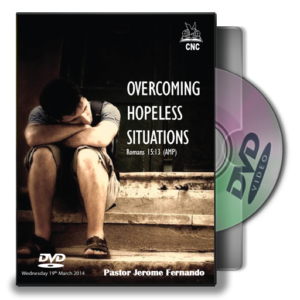 Overcoming Hopeless Situations (DVD)