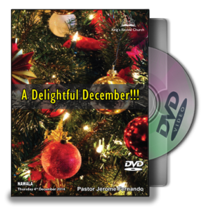 A Delightful December ! (DVD)