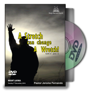A Stretch Can Change a Wretch (DVD)