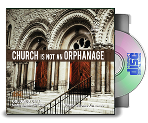 Church is Not An Orphanage -Pastor Jerome