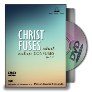 Christ Fuses what Satan Confuses (DVD)