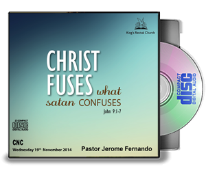 Christ Fuses what Satan Confuses