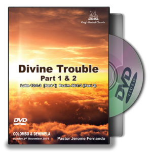 Divine Trouble (Part 1 & 2) (DVD)