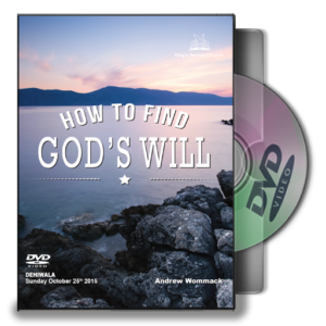 How To Find God's Will - Pastor Andrew Wommack