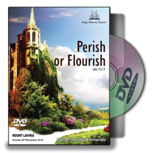Perish or Flourish (DVD)