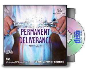 Permanent Deliverence