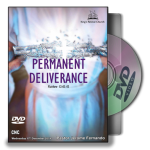 Permanent Deliverence (DVD)