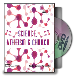 SCIENCE, ATHEISM & CHURCH