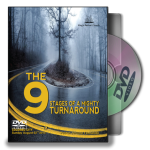 The 9 Stages Of A Mighty Turnaround (DVD)