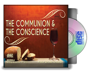 The Communion And The Conscience