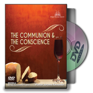 The Communion And The Conscience (DVD)