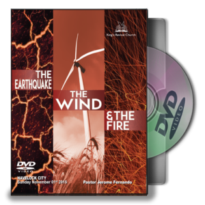 The Earthquake, The Wind, & The Fire (DVD)