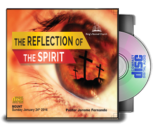 THE REFLECTION OF THE SPIRIT