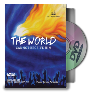 The World Cannot Receive Him - (DVD)