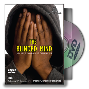 The Blinded Mind (DVD)