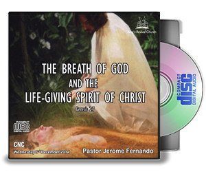 The Breath of God and the Life-giving Spirit of Christ