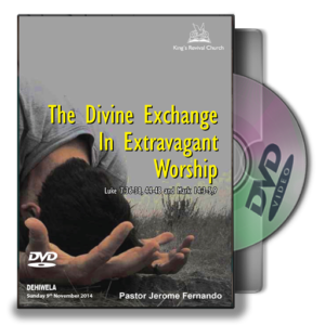 The Divine Exchange in Extravagant Worship (DVD)