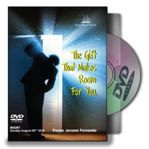 The Gift That Makes Room For You (DVD)