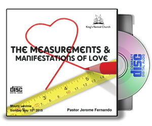 The Measurements & Manifestations Of Love