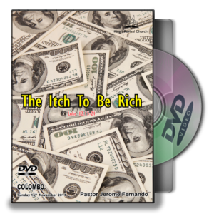 The itch to be rich (DVD)