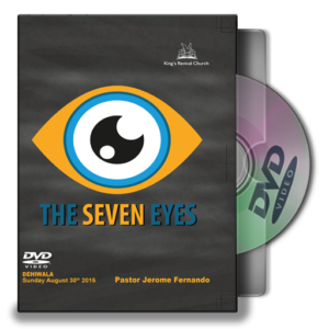 The Seven Eyes - Pastor Jerome (DVD)