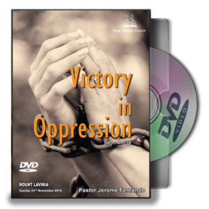 Victory in Oppression (DVD)