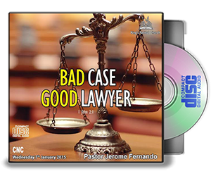 Bad Case Good lawyer - Pastor Jerome